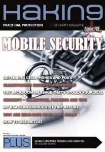 Mobile Security - Hakin9 04/2011