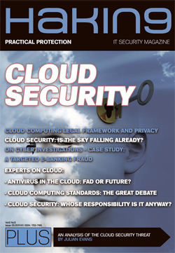 Cloud Security 05/2011