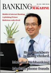 Online Banking Security Magazine 1/2011