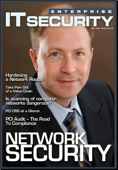 Enterprise IT Security Magazine 2/2011