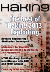 Become The Best Hacker with The Best of Hakin9 2013 Exploiting