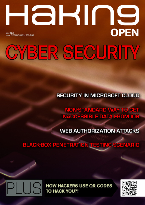 Read New Hakin9 Open For Free and Become a Cyber Security Expert!
