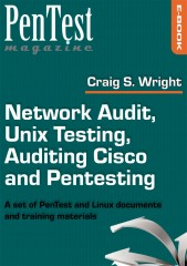 PenTest's Network Audit, Unix Testing, Auditing Cisco, Routers & Switches | PenTest eBook