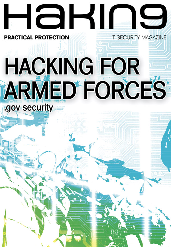 Hacking for Armed Forces, .gov security PRE-ORDER available
