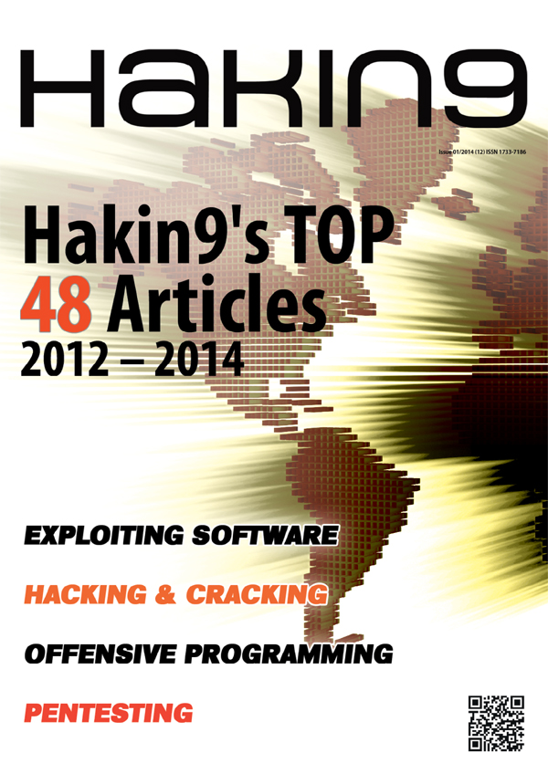 The Best Of Hakin9 – 48 Articles 2012 – 2014