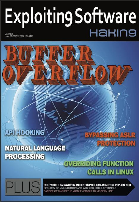 BUFFER OVERFLOW – EXPLOITING SOFTWARE 05/2012 - Hakin9 - IT Security