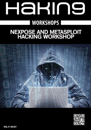 Metasploit Framework Workshop