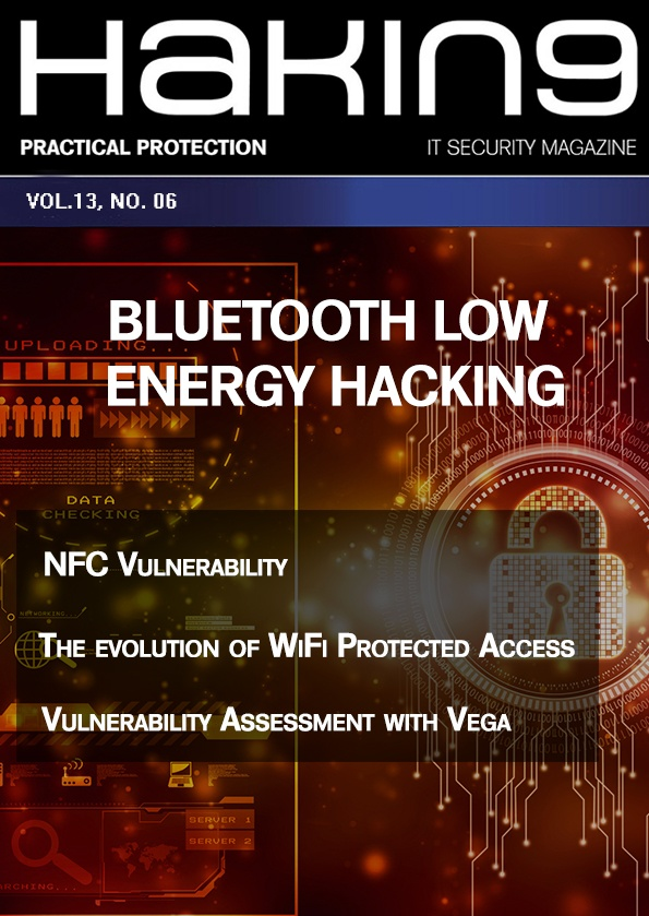Bluetooth Low Energy Hacking