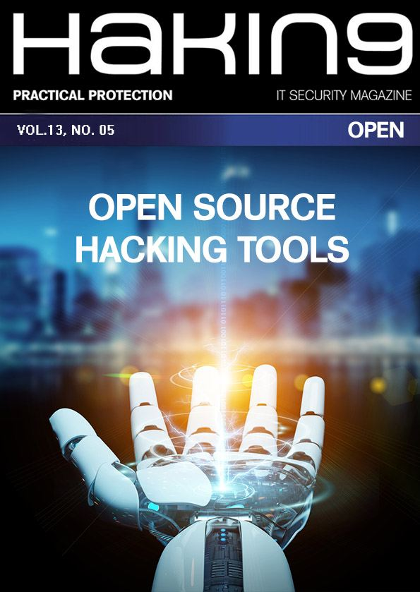 Open Source Hacking Tools Hakin9 It Security Magazine