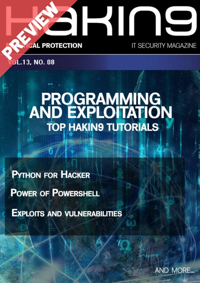 Programming and Exploitation: Top Hakin9 Tutorials - preview