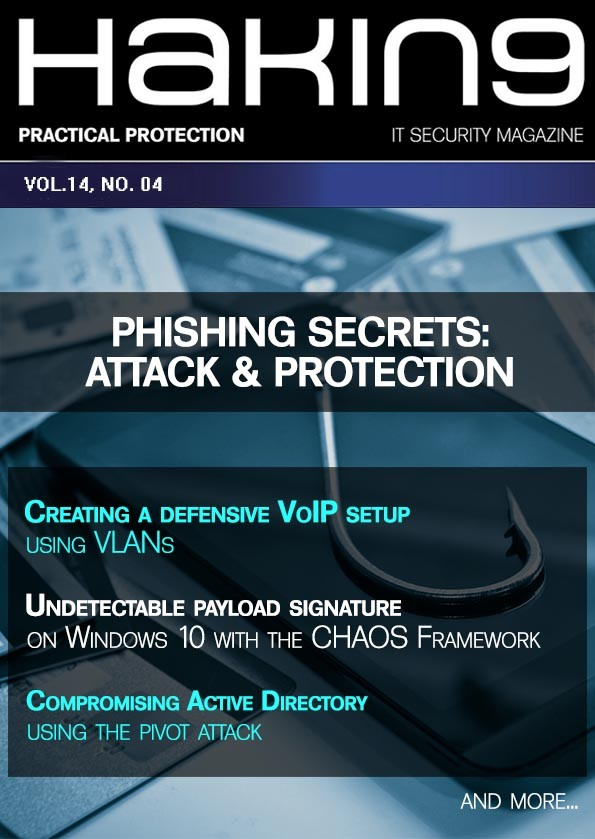 Phishing Secrets: Attack & Protection