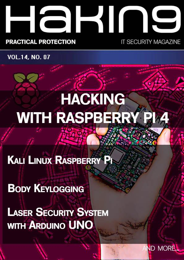 Hacking with Raspberry Pi 4